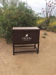 Amenities Box -Troon CC