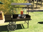 Amenity Cart -PINE CANYON 2