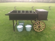 Isleworth First Tee Cart 2