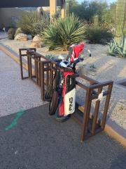Bag Drop -Troon