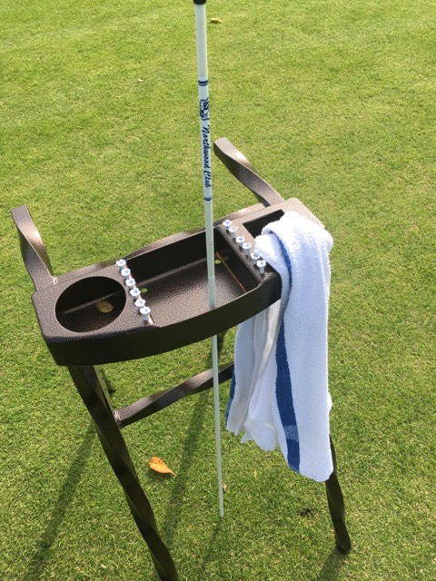 Northwood Club Bag Stand