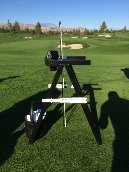 Range Set Up 011- Madison Club