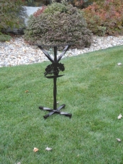 Golf Course Bag Stand -Shady Oaks
