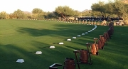 Driving Range Bag Stands -Whisper Rock