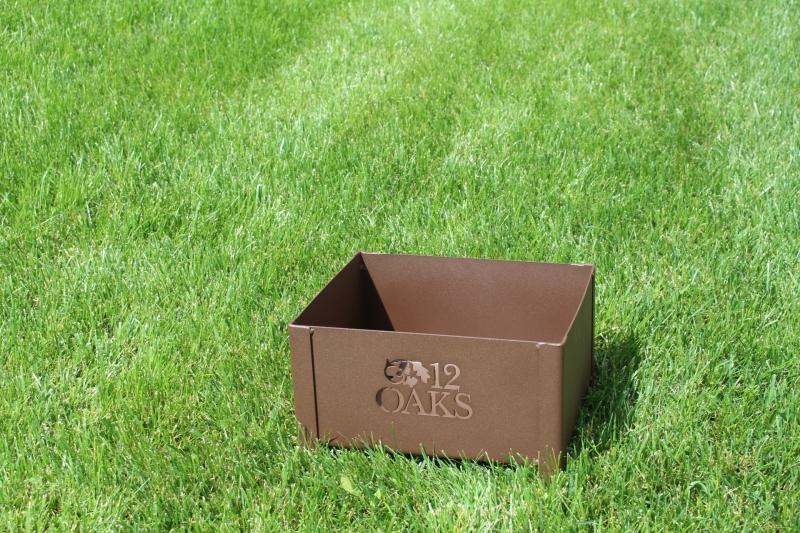 Driving Range Ball Box 12 Oaks