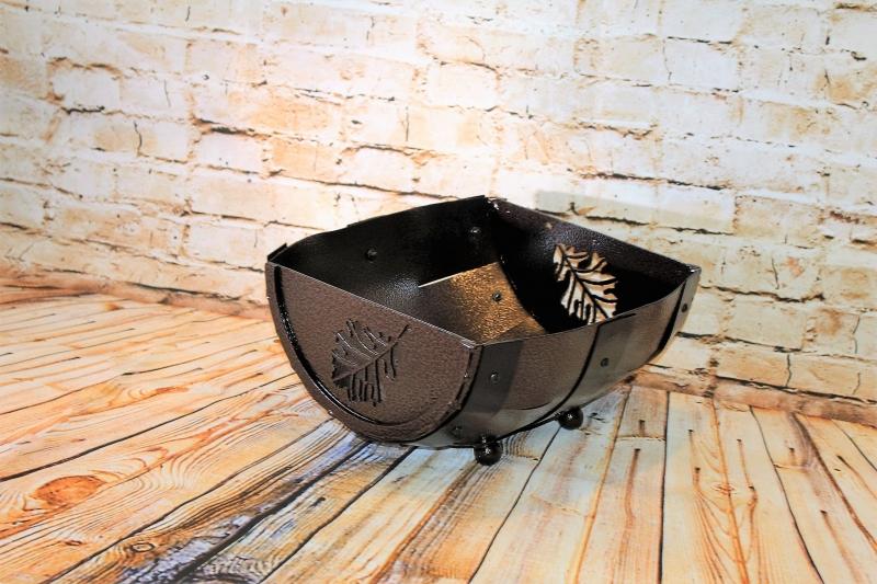 Half Barrel Ball Basket -Jimmie Austin