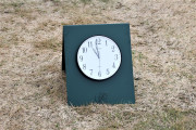 Driving Range Clock -Mayacama