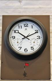 Driving Range Clock Sign -Southern Dunes 1