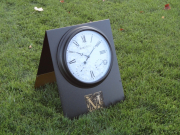 Pace of Place Clock -Mediterra