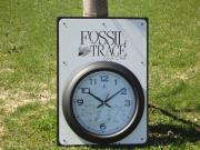 Wall Clock Sign