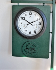 Driving Range Clocks -Laurel Creek