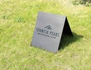 Spanish Peaks Range Clock