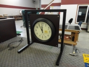 Golf Course Outdoor Clock -The Gallery