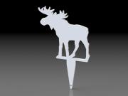 Moose Tee Marker