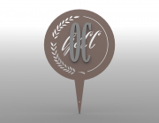 Oklahoma Golf & CC Tee Marker