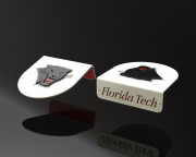 Tee Marker -Florida Tech