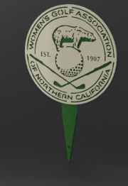 2 Layer Tee Marker