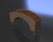 Bridge Tee Marker