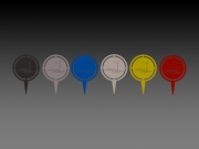 Tee Marker 1 All Colors