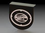 Tee Marker -The Course at Wente VIneyards' Design