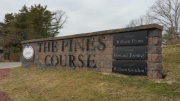 Seaview Pine Course Entry Signs
