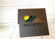 Teaching Sign -PGA West