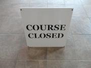 Custom Golf Course Sign -Philadelphia