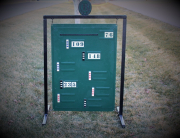 Driving Range Layout Sign -Boonsboro