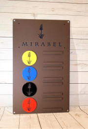 Driving Range Sign -Mirabel