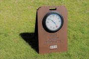 Driving Range Yardage Sign 2