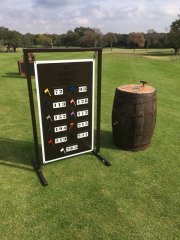 Northwood Club Range Sign
