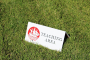 driving range teaching signs -Essex