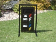 Golf Driving Range Sign -Ptarmigan