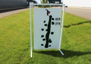 Range Layout Sign Trinity Forest