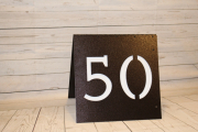 Yardage Signs -Mountaintop