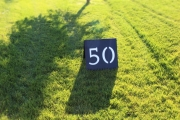 Yardage Signs (2)