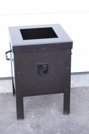 Garbage Can for Driving Range -HillCrest