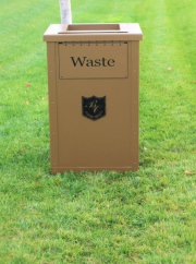 Garbage Enclosures -Brier Creek