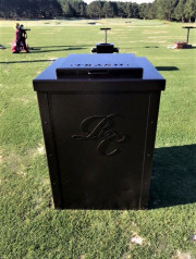 River Club Trash Can Enclosure
