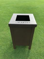 Trash Can Enclosure _TPC SCOTTSDALE