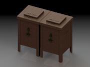 Trash & Recycle Enclosures