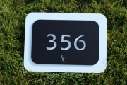 Golf Fairway Markers -Crane Creek