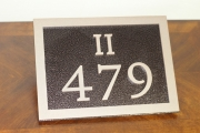 In-Ground Yardage Plates