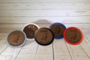 Troon Inground Yardage Markers