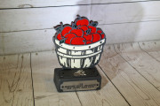 Apple Trophy -Bob O'link