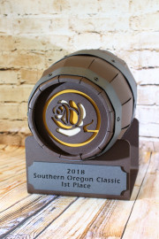Barrel Trophy -Southern Oregon Classic