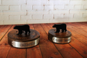 Bear trophies -Balsam Mountain Reserve