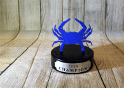 Blue Crab Trophy