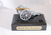 Cannon Award Match Play -Gailardia