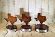 Club Championship Trophies -Dallas National